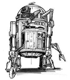 P2 Astromech Droid