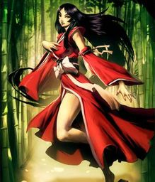 Scarlet Dumas