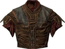 Studded Leather Armor +2