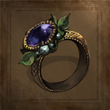 Ring; Blessing of Courage and Life
