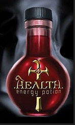 Potent Health Potion