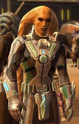 Jedi Knight Jay Teek