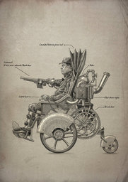 "Sir Donovyn ""Timberwings"""