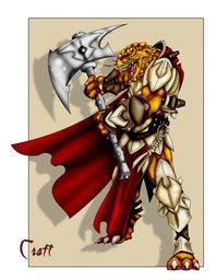 Commandant  Chaghra