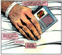 Justice League Communicator