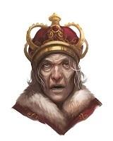 King Eodred II Arabasti