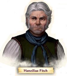 Haneilius Fitch