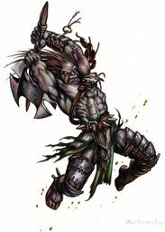 Warlord Gazbag Ironfang