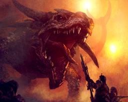 Dragon de Krayt