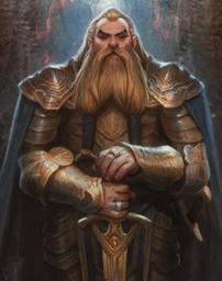 King Rinrikk Eisengaz