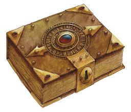 Ulisine's Ritual Book
