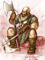 Thorg Steelfoot