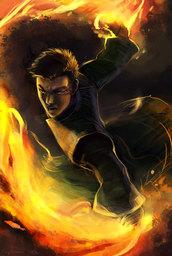 Egan Firetop