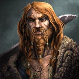 Captain Ulfhelm the Grim