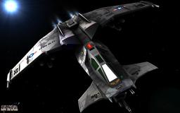 Raptor II fighter craft