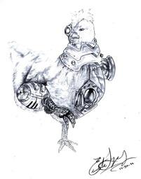 Chicken Construct