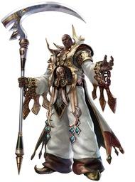 Commandyr Devyn Benedict