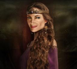 Queen Sandrine Telos
