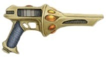 Shuriken Pistol