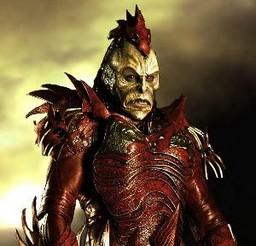 Red Drakecaptain Phlegethon