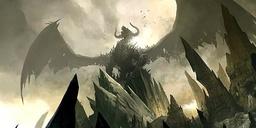 """Nightscale"" - Black Dragon"