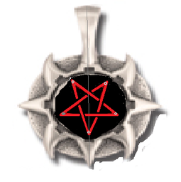 Asmodian Gate Medallion
