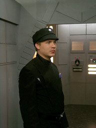 Lieutenant Hauf Sanderson