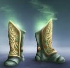 Swiftstep, the Boots of Passage