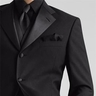 Psislick Silk Tuxedo