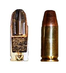 9x19mm Parabellum Ammo