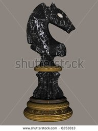 Chess Piece Relic