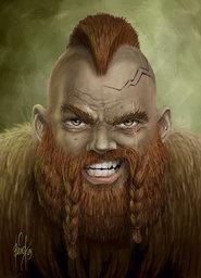 Dronnik Redbeard