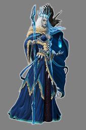Queen Elvanna