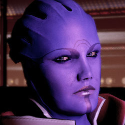 The Asari Eyes