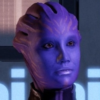 The Asari First