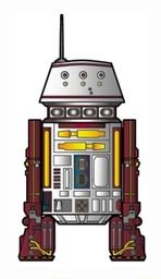 Roop - Astromech Droid