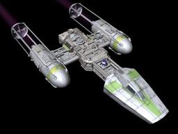 Forim's Y-Wing