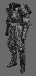 Plate Armor of the Deep