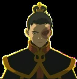 Prince Zuko (Iconic)