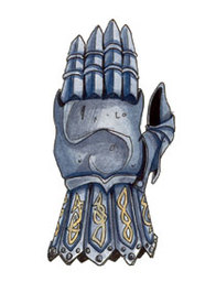 Gauntlets of Righteous Fury