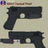 M4A3 Service Pistol