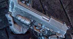 M4A4 Service Pistol
