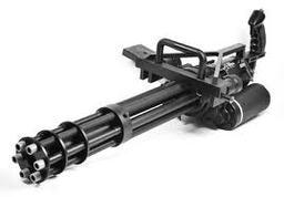 M90 Minigun