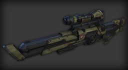 WY102 Sniper Rifle