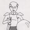 Professor Beshekk Lundoldf (Dead to a Giant Snake)