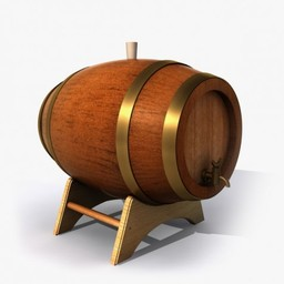 Cask of Liquid Gold