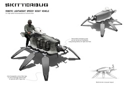 GenTech Skitterbug