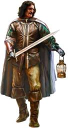 Hauptmann Hendragon Jollusin