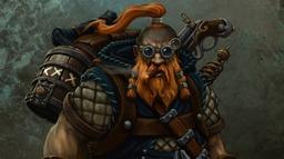 Orek Sohn des Baldek