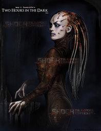 Lady Archon Lucidique